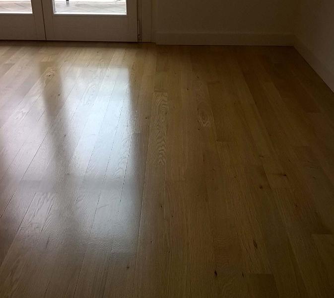 Carteggiatura e Verniciatura Pavimenti in legno