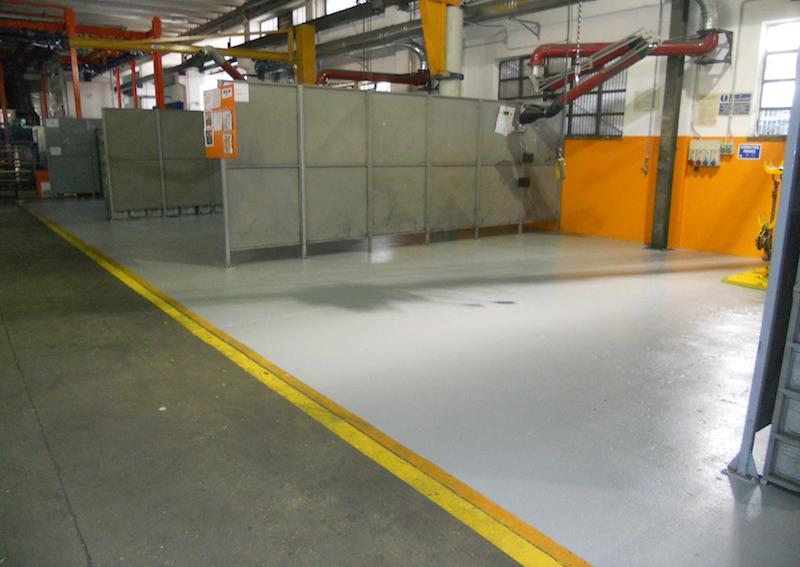 pavimenti cemento trattamenti speciali pulizie ligienica