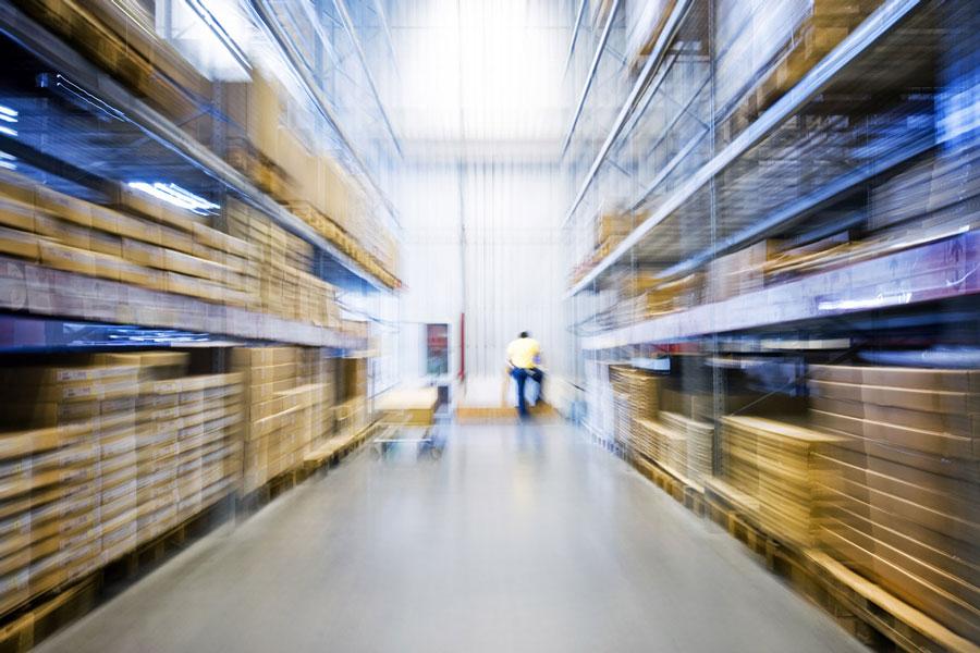 logistica e servizi di pulizia