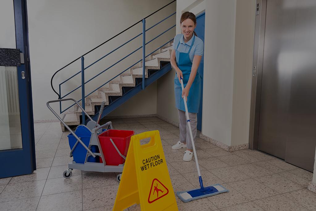 pulizia case e condomini